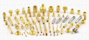 Custom Brass Components