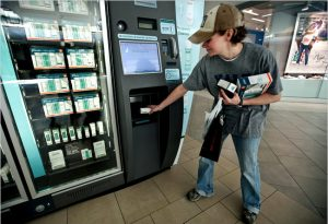 Vending Machine Business-New Face Of Business