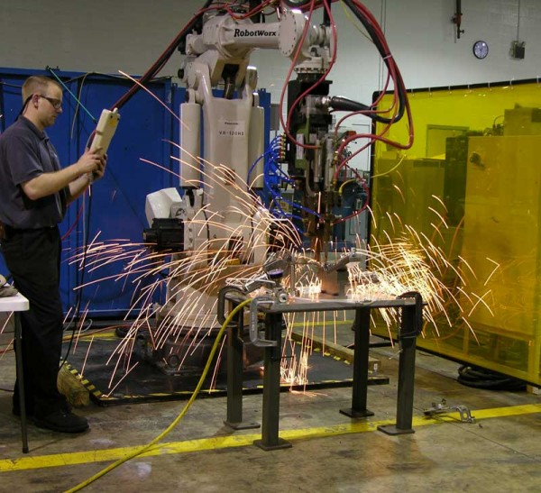 What Is Spot Welding And What Are The Benefits