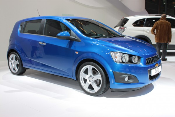 Chevrolet Aveo The Perfect Small Hatchback