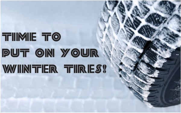 When Is The Right Month To Put On Your Winter Tires