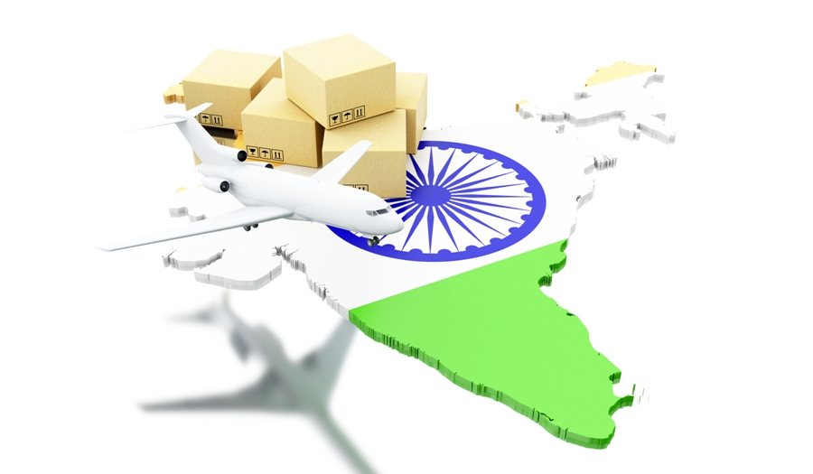 Courier Services For Parcel Shipping To India